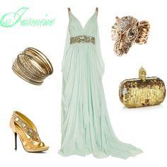 i wanttt thiss ! Princess Jasmine, Princess Disney, Beautiful Clothes, Beautiful Outfits, Jasmine Party, Goddess Dress, Arabian Nights, Prom Dresses, Formal Dresses