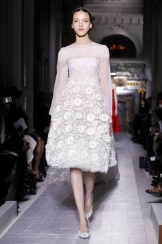 Valentino Spring Summer Couture 2013 Paris