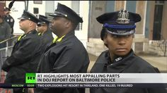 DOJ Releases Scathing Report of Baltimore PD Practices; What It Means in...