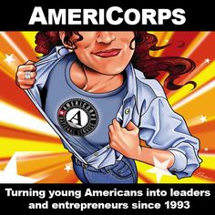 We need to create more opportunities for service like those of AmeriCorps so that we can continue to foster the social entrepreneurs of tomorrow.