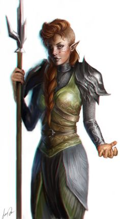 Sylvana by anoratheirin on @DeviantArt                                                                                                                                                     Mehr