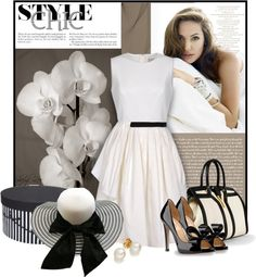 """Open the Hat Box"" by sheryl-lee ❤ liked on Polyvore"