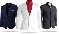 Mens Fashion Blazer, Fashion Wear, Fashion Fashion, Designer Clothes For Men, Designer Clothing, Stylish Men, Men Casual, Love Jeans, Men Dress