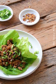 PF Chang's Copycat Chicken Lettuce Wraps 2
