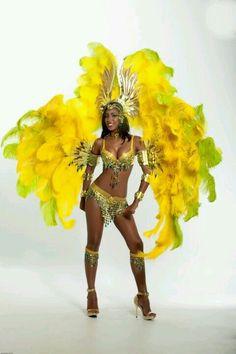 01c789b345 Pinterest//@Rollody Carnevale Di Trinidad, Carnevale Del Brasile, Costumi  Di Carnevale
