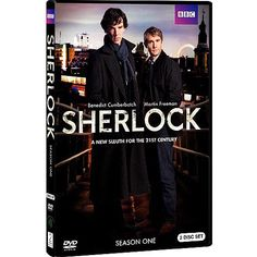 Sherlock: Season One (Full Frame): TV Shows : Walmart.com