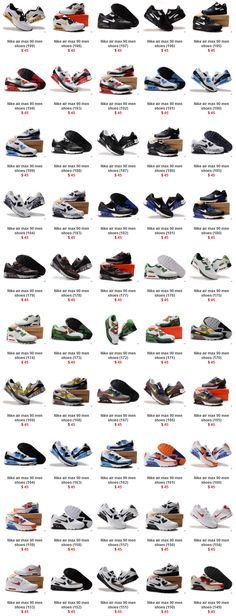 Nike Air Max 90 Men Shoes Page 8