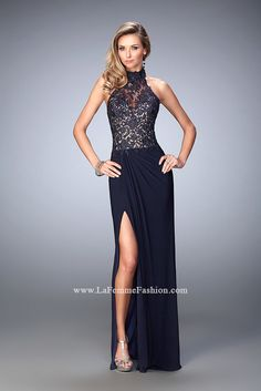 La Femme 21863 | La Femme Fashion 2016 - La Femme Prom Dresses - La Femme Short Dresses
