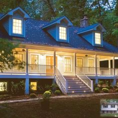 From split-foyer to 3-story, country-style home with wrap-around porch - traditional - exterior - dc metro - Sun Design Remodeling Specialists, Inc.
