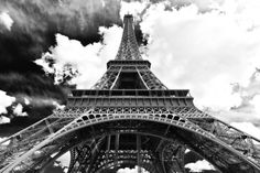 Eiffel Tower - Paris - France - Europe Photographic Print by Philippe Hugonnard at AllPosters.com