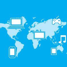 Elaborado pela Nielsen, o estudo evidencia o quanto as redes sociais estão presentes em nosso cotidiano. A tecnologia mobile facilitou o crescimento de sites como Facebook e Twitter.