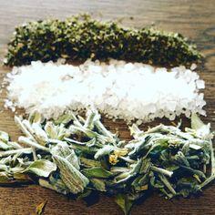 Food Photography, Salt, Mountain, Herbs, Tea, Inspiration, Instagram, Biblical Inspiration, Salts