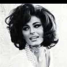 sophia loren hair pictures - Google Search