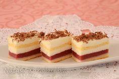 ledeni kolač sa malinama-napraviti u obliku torte Other Recipes, Sweet Recipes, Cake Recipes, Dessert Recipes, Torte Recepti, Kolaci I Torte, Torte Cake, Cake Bars, Cake Cookies