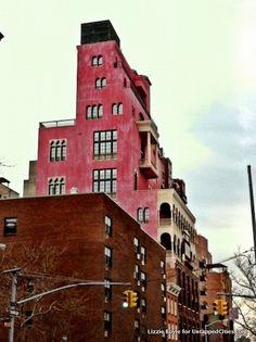 """Home and Studio of Julian Schnabel, """"Palazzo Chupi, NYC, 2008"""