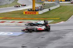 Canadian GP, Montreal Circuit - Race.  F1