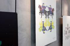 On the Wall Art Prints, Paper, Wall, Design, Art Impressions, Fine Art Prints, Art Print