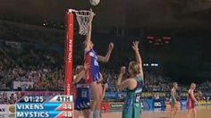 Liz Ellis labels Northern Mystics' Anna Harrison netball lift in ANZ Championship among 'best defensive plays ever'