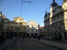Small Town (Mala Strana) Square