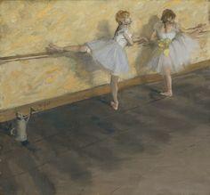 - Edgar Degas