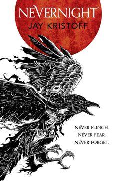 #CoverReveal: Nevernight - Jay Kristoff, UK