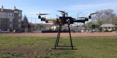 Can drones be regulated? San Jose police say no.
