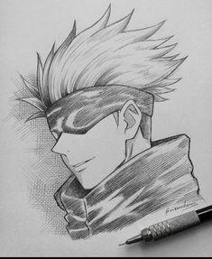 Naruto Sketch Drawing, Anime Boy Sketch, Naruto Drawings, Art Drawings Sketches Simple, Manga Drawing, Manga Art, Anime Art, Anime Character Drawing, Character Art