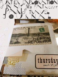 Mary Ann Moss Travel Journal