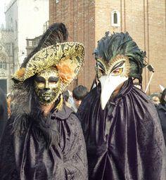 Świat w starym stylu - blog podróżniczy: Karnawał w Wenecji