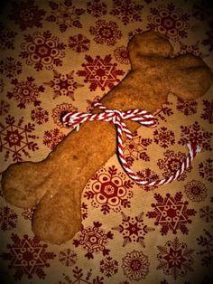 Velká kost pro psy – s tuňákem (ideální jako Vánoční dárek pro vašeho miláčka) Homemade, Home Made, Hand Made