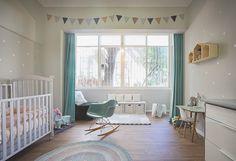 עיצוב חדר ילדים בהשראה סקנדינבית
