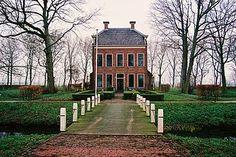 Rusthoven langs het Damsterdiep in Wirdum (gem. Loppersum) naast landgoed Ekenstein Ballo Froma was de voogd van Abel Eppens tho Equart.