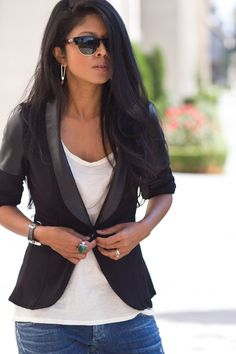 WIN THIS BLAZER ON THE BLOG :)