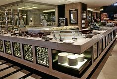 buffet counter - Google Search