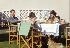 King George VI, entertains his daughters H. Princess Elizabeth (later H. Queen Elizabeth II) and H. Princess Margaret (later H. Princess Margaret, Countess of Snowden.) in this still of a home video, filmed c. Princess Elizabeth, Queen Elizabeth Ii, Queen 90th Birthday, Duchess Of York, Duchess Kate, Monaco Royal Family, British Royal Families, Her Majesty The Queen, Queen Mother