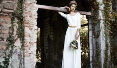 En Mira la Marela encontrarás propuestas para novias sencillas, naturales y románticas, que quieran estar a la última.