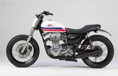 Kawasaki W800 custom
