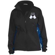 Port Authority® Ladies Core Colorblock Wind Jacket – Purposely Designed