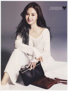 Girls Generation[SNSD] Yuri on Instyle Magazine May 2014 Issue More: http://www.kpopstarz.com/articles/88809/20140421/girls-generation-snsd-yuri-instyle-magazine-2014-issue.htm