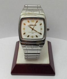 2ea6d698be8 Nixon Stainless Steel Men s Watch Show Don t Tell 100M  Nixon  Casual 100m