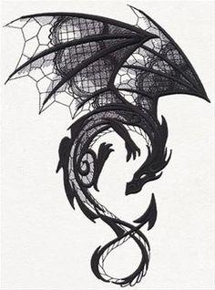 Dark Creatures - Dragon_image