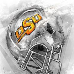 Osu football by Alexis Marcou