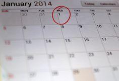 1 ianuarie – cursa celor prea multe obiective | Cristina Otel Website Images