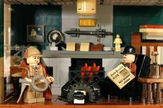Sherlock Holmes LEGO