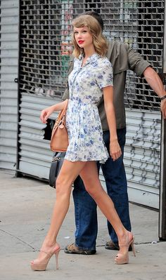 Taylor Swift Fashion Style