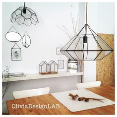 """122 Me gusta, 11 comentarios - OliviaCC (@oliviadesignlab) en Instagram: """"Preparando el LAB para hacer sesión de fotos un día de estos...  . #oliviadesignlab #glasslamp…"""""""