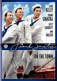 On The Town DVD |Shop for Classic Films & Movies on DVD & Video | TCM Store