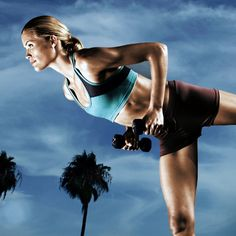 Too Busy to Burn Calories? Try this Once-a-Week 20-Minute Workout Routine that Will Preserve Stamina and Build Muscle in No Time | Women's Health Magazine
