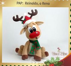 Our goal is to keep old friends, ex-classmates, neighbors and colleagues in touch. Christmas Crafts, Christmas Decorations, Christmas Ornaments, Holiday Decor, Christmas Stuff, Moose Deer, Rena, Homemade Crafts, Christmas Lights