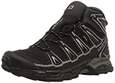 hot sale online ff18a 9eaf0 Big deal Salomon Men s X Ultra Mid 2 GTX Multifunctional Hiking Boot,  Black Black Aluminum, 10 M US discover this and many other bargains in  Crazy by Deals, ...